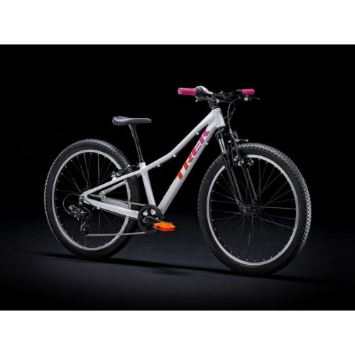 Trek Precaliber 24 8-speed Suspension Girl's white