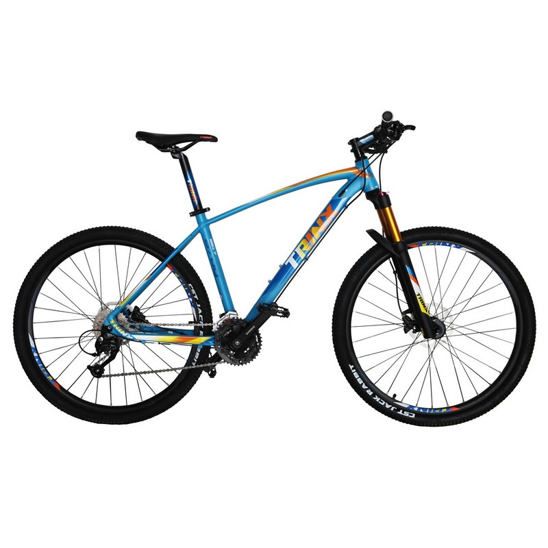 Trinx B700 Matt-Blue-Orange-Blue