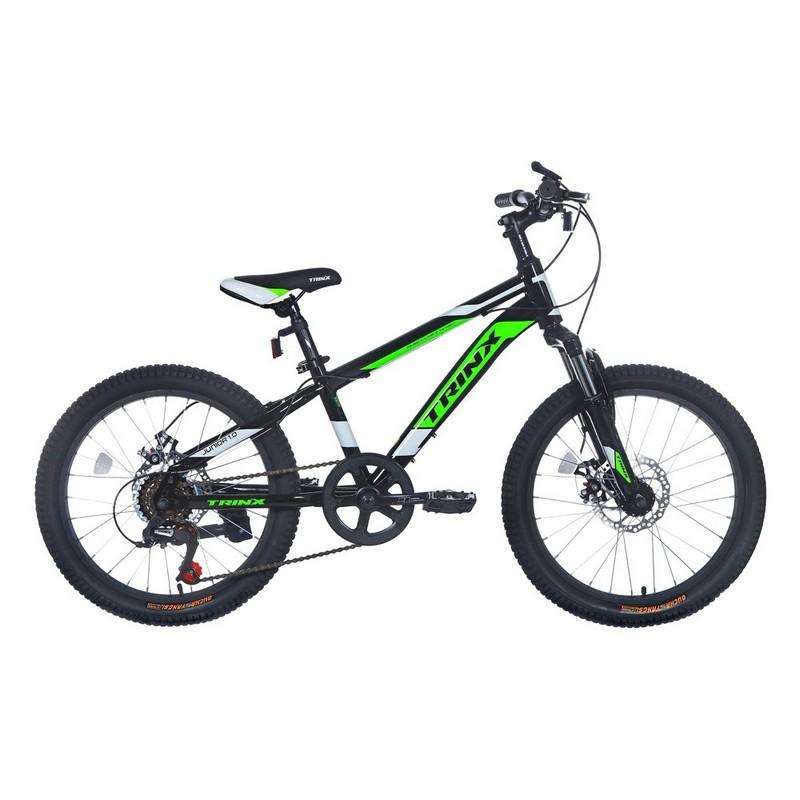 Trinx Junior 1 black white green