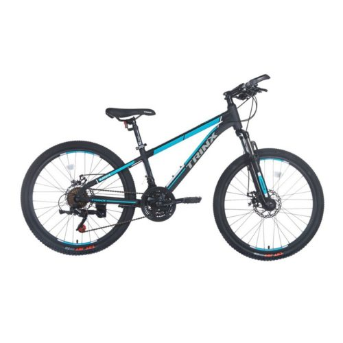 Trinx M114 matt black blue