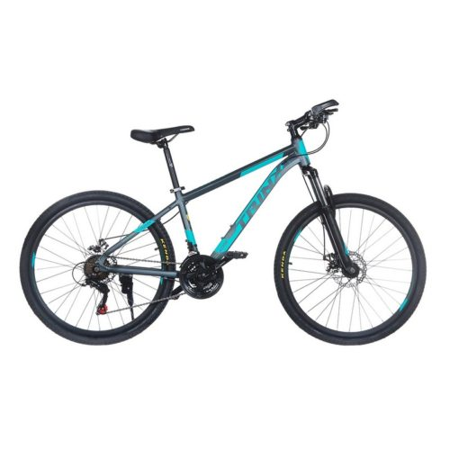 Trinx M116 Matt-Grey-Cyan-Green