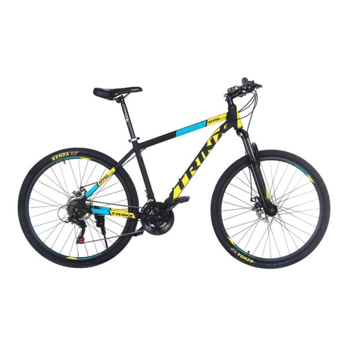 Trinx M116Elite Matt-Black-Yellow-Blue