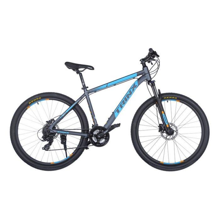 Trinx M600Elite Matt-Grey-Blue-Orange