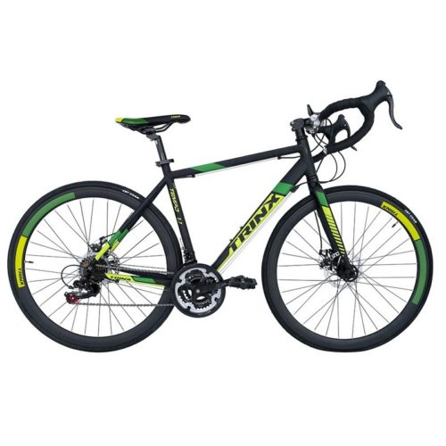 Trinx Tempo 1.1 Matt-Black-Green