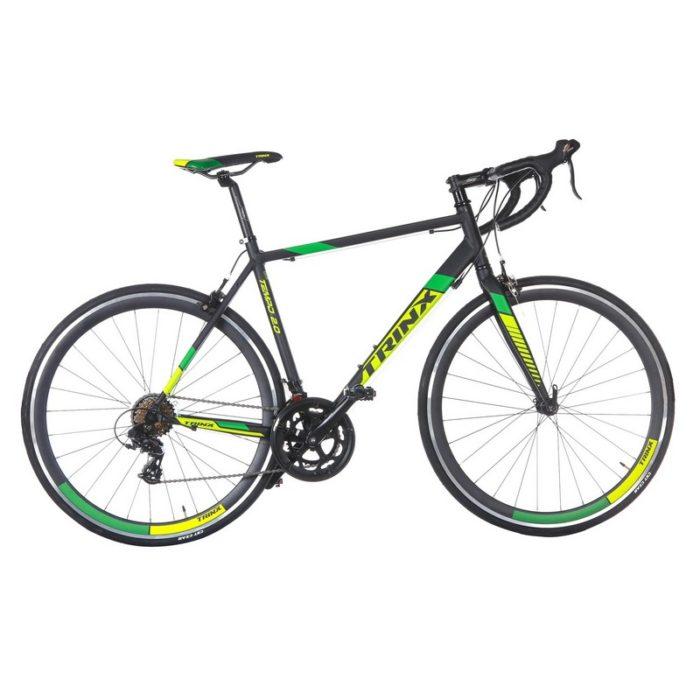Trinx Tempo 2.0 Matt-Black-Green