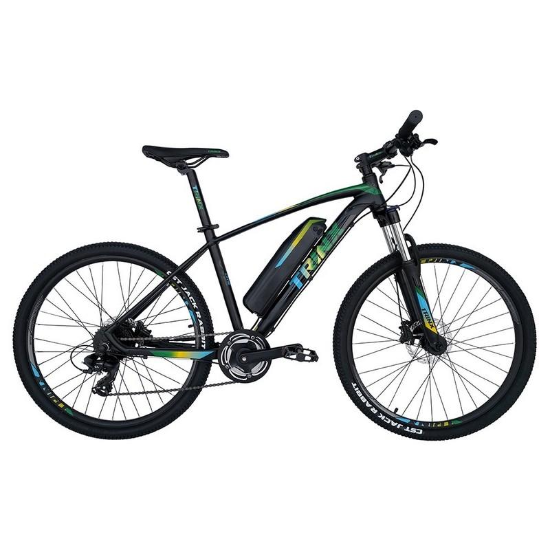 Trinx X1E Matt-Black-Green-Blue