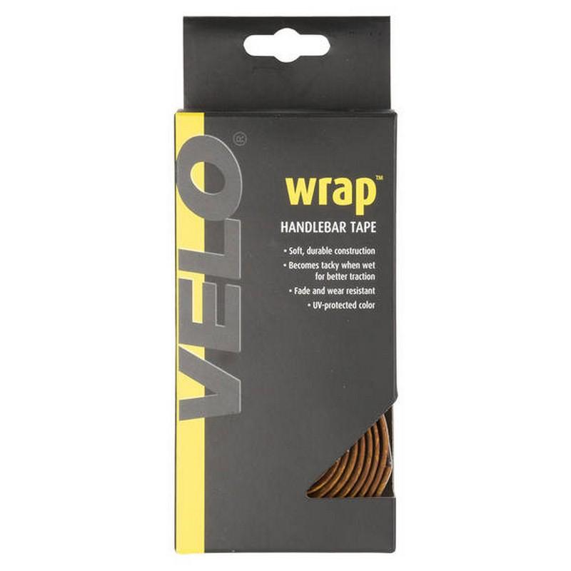Обмотка руля VELO Colour handlebar tape brown