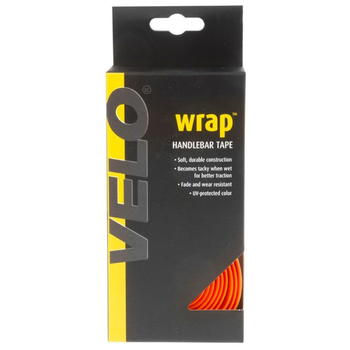 Обмотка руля VELO Colour handlebar tape orange