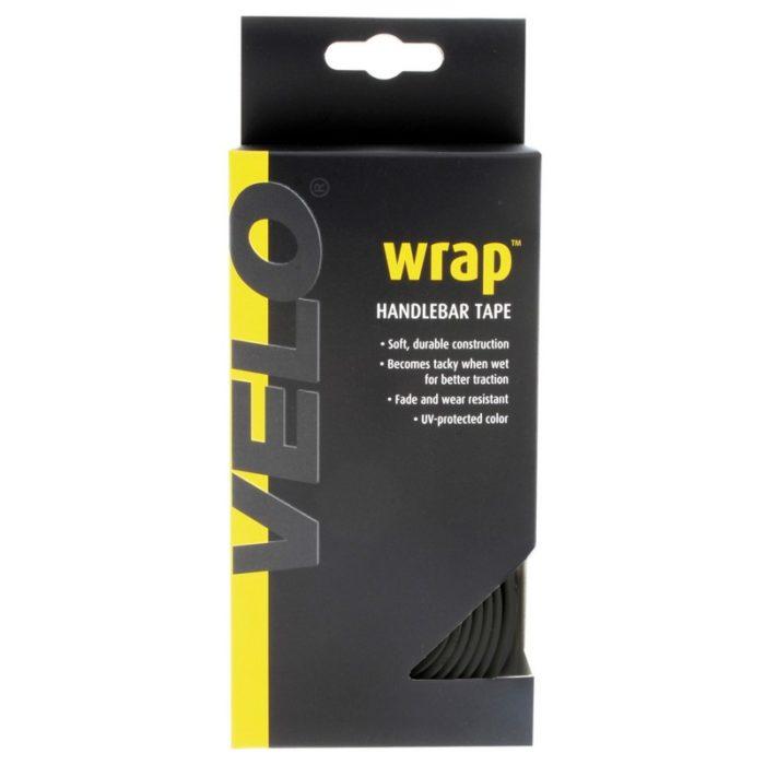 Обмотка руля VELO Grip handlebar tape black