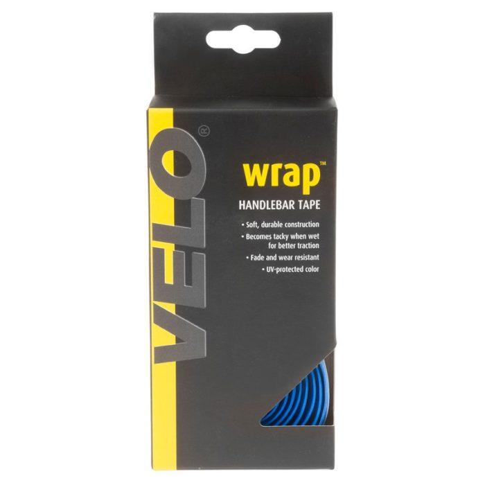 Обмотка руля VELO Grip handlebar tape blue