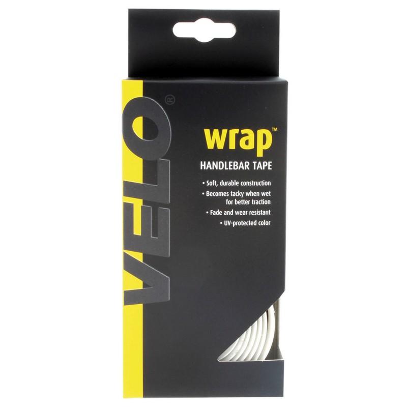 VELO Grip handlebar tape white