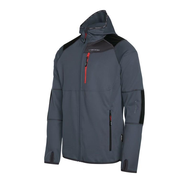 Кофта Viking Alpine Man grey
